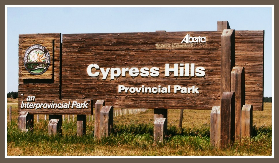 Cypress Hills Provincial Park - Ride
