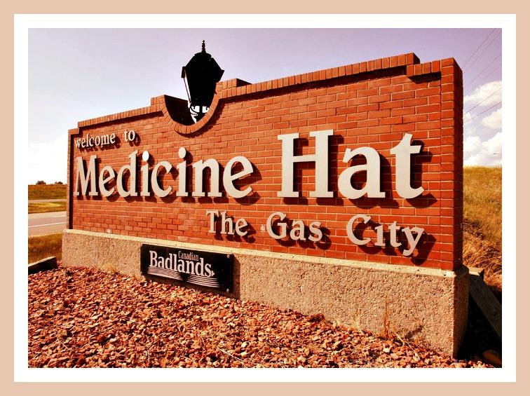 Medicine Hat Maps - Ride