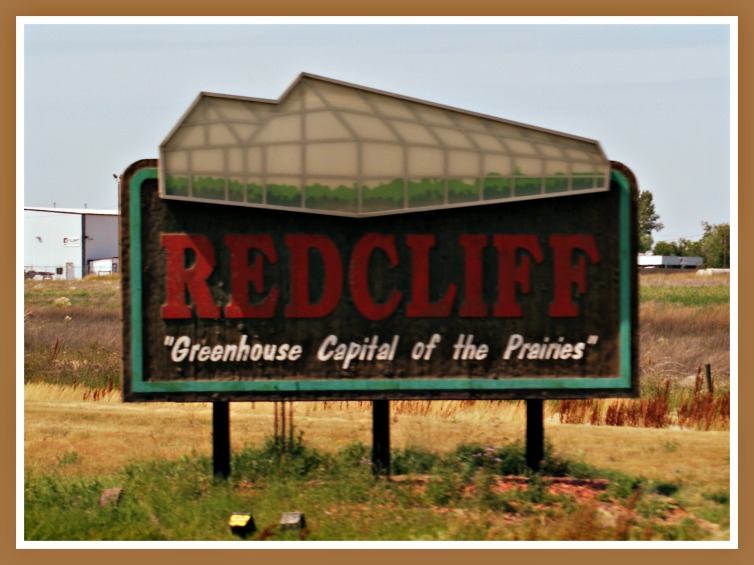Redcliff Maps - Ride
